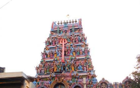 Kalikambal Temple, Chennai
