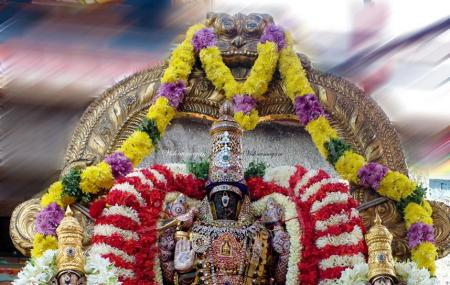 Sri Parthasarathy Swamy Temple, Chennai