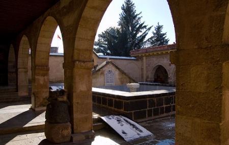 Haji Bektash Veli Complex, Nevsehir