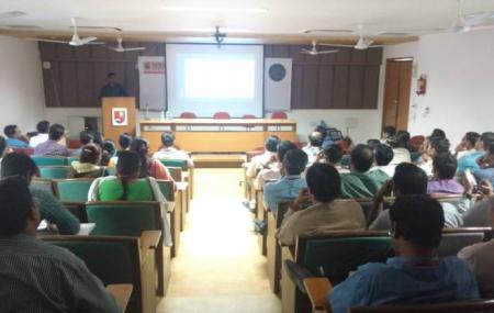 Nirma University Image