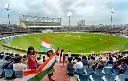 Rajiv Gandhi International Cricket Stadium Image
