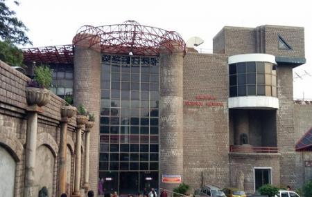B. M. Birla Planetarium, Hyderabad