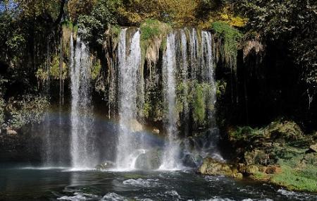 Duden Waterfalls, Antalya