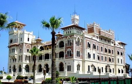 Montazah Palace Gardens Image