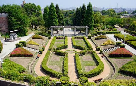 Tegarayama Central Park, Himeji