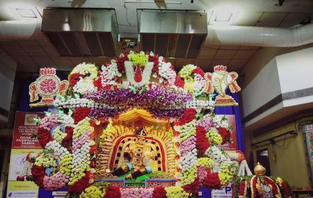 Sri Anantha Padmanabha Swamy Temple, Chennai