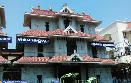 Ayappa Temple, Chennai