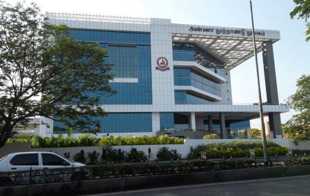 The Anna Centenary Library, Chennai