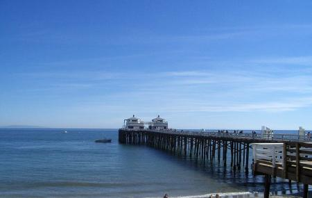 Malibu Pier Image