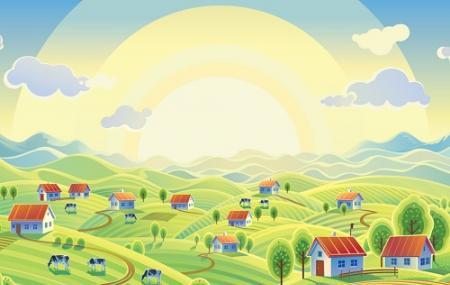 Yoruk Village Image