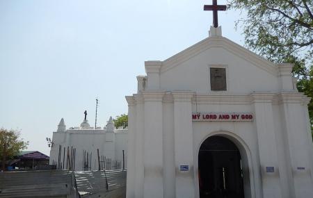 St. Thomas Mount National Shrine, Chennai