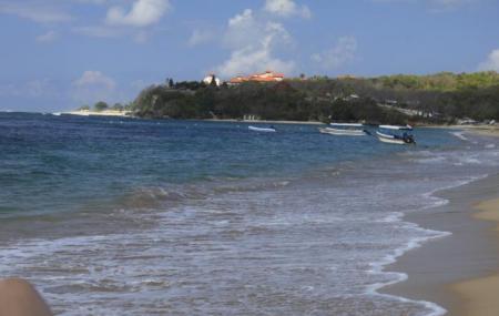 Geger Sawangan Beach Image