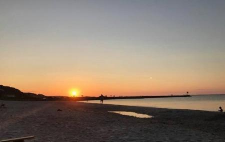 Meschutt Beach County Park Hampton Bays