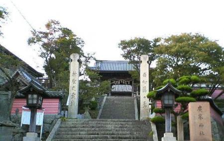 Hiromine Shrine, Himeji