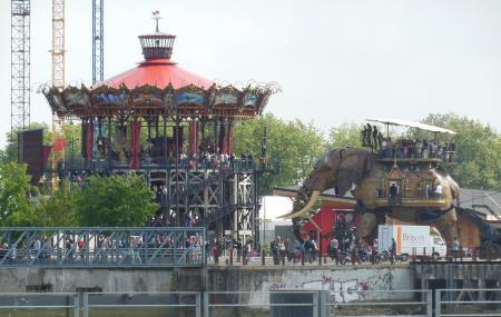 Carrousel Des Mondes Marins Image