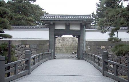 Edo Castle Image