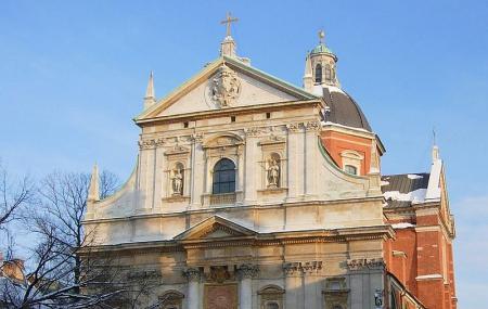 Saints Peter And Paul Church, Krakow