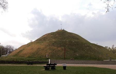 Pilsudski's Mound, Krakow