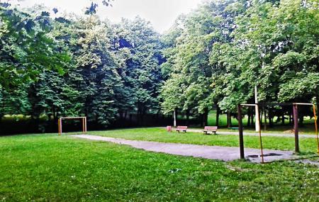 Park Lotnikow Polskich, Krakow