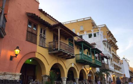 Portal De Los Dulces , Cartagena
