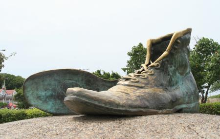Monumento A Los Zapatos Viejos, Cartagena