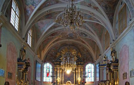 St. Barbara's Church Image