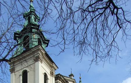 Church Of St. Anne, Krakow