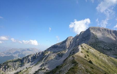 Tomorri Mountain Image
