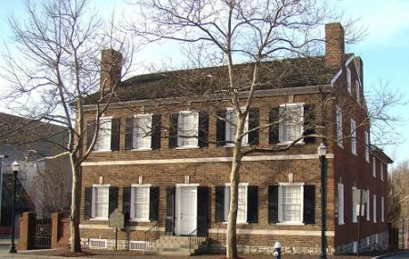 Mary Todd Lincoln House, Lexington