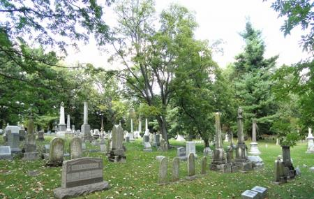Lexington Cemetery Image