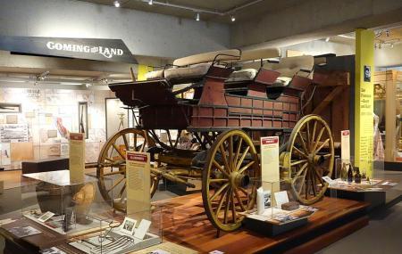 Oakland Museum Of California Image