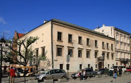 Jagiellonian University - Collegium Juridicum, Krakow
