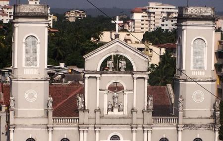 Milagres Church Image