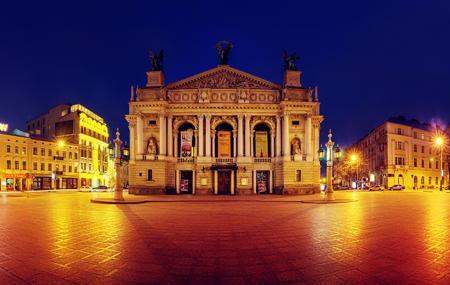 Lviv National Academic Theatre Of Opera And Ballet Named After Solomiya Krushelnytska Image