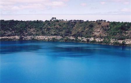 Blue Lake Image
