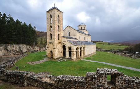 Manastir Sopocani, Novi Pazar
