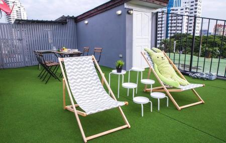 The Bob Design-led Hostel, Bangkok