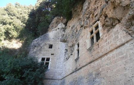 Grottes Troglodytes De Villecroze Image