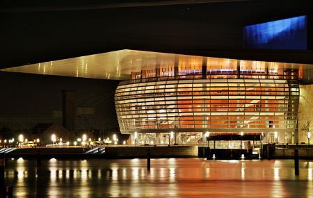 Copenhagen Opera House Image