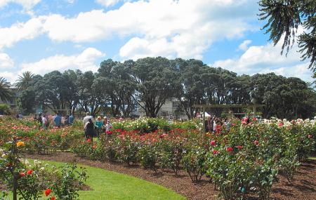 Parnell Rose Garden, Auckland