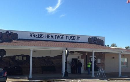 Krebs Heritage Museum, Mcalester