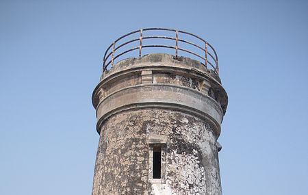 Daman Lighthouse, Daman