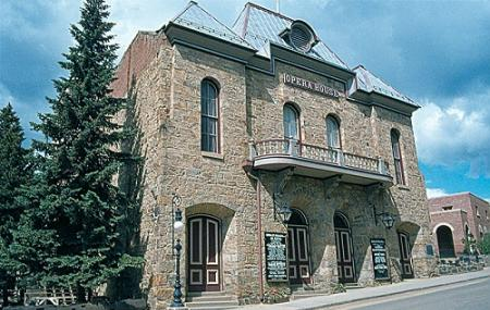 Central City Opera House, Central City