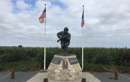 Richard D. Winters Leadership Monument Image