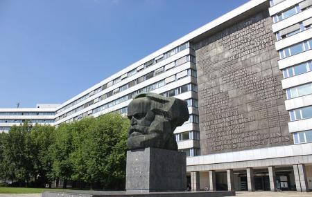 Karl-marx-monument Image
