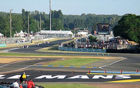 Circuit De La Sarthe, Le Mans