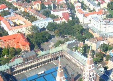 Dom Square, Szeged