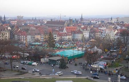 Erfurter Weihnachtsmarkt Image
