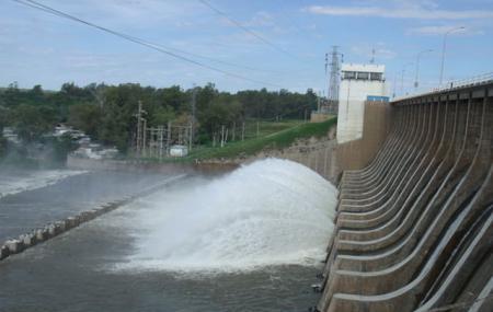 Represa Rio Hondo, Termas De Rio Hondo