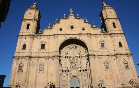 Iglesia De Santa Maria La Mayor De Alcaniz Image